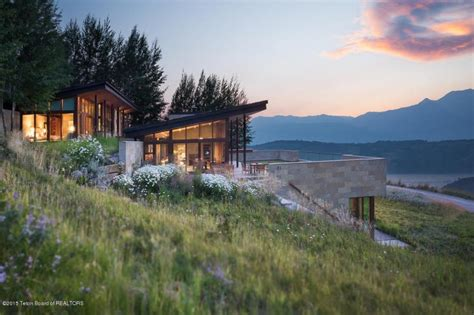 Wyoming House | jackson hole mountain contemporary
