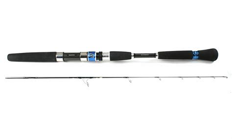 Blue Daiwa daiwa sg63s 3f jdm saltiga jigging rod blue black tackledirect