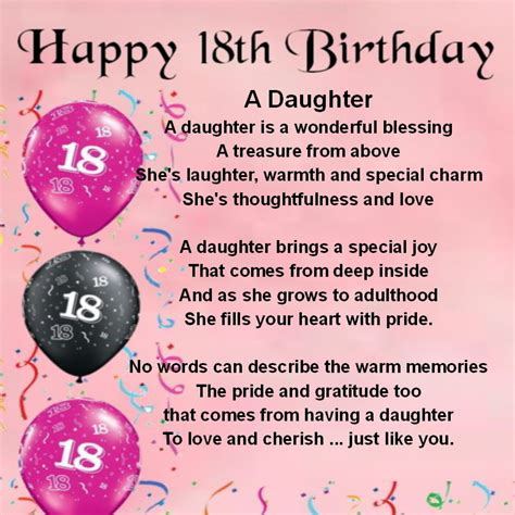 Birthday Quotes For Daughters 40 18th Birthday Quotes Funny Happy Myself And