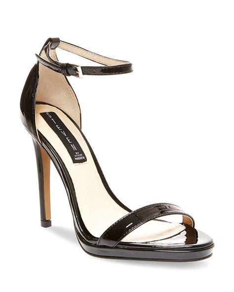 steve madden high heel sandals steven by steve madden ankle sandals rykie high