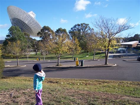 Webe Canberra 3 Spaces canberra space communications complex canberra