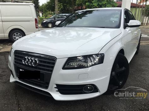 Audi A4 S Line 2011 by Audi A4 2011 Tfsi Quattro S Line 2 0 In Pahang Automatic