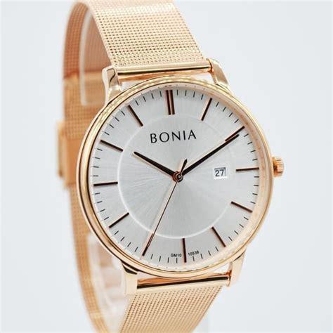 jam tangan bonia bonia    original