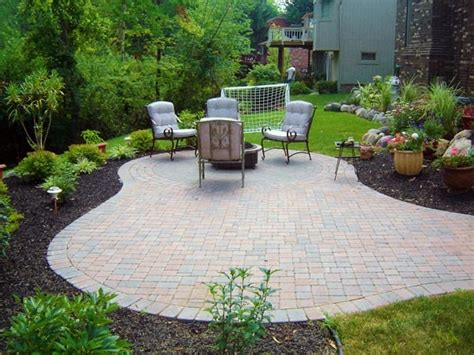 innovative patio shape ideas 1000 images about patio on