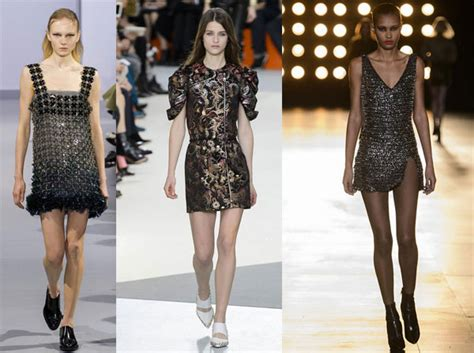 new year fashion trends 2016 fall winter 2015 2016 fashion trends shiny