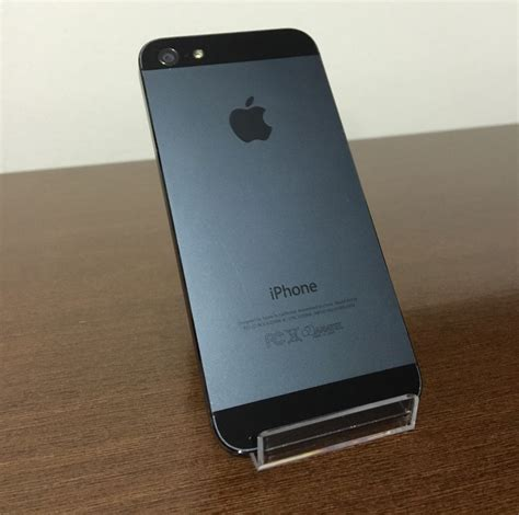 f iphone 5 apple iphone 5 16gb original desbloqueado de vitrine r 1 199 00 em mercado livre