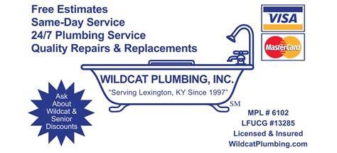 Kentucky Plumbing by Home Wildcat Plumbing Ky