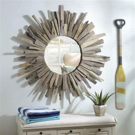 driftwood bathroom mirror 1000 ideas about driftwood mirror on pinterest drift