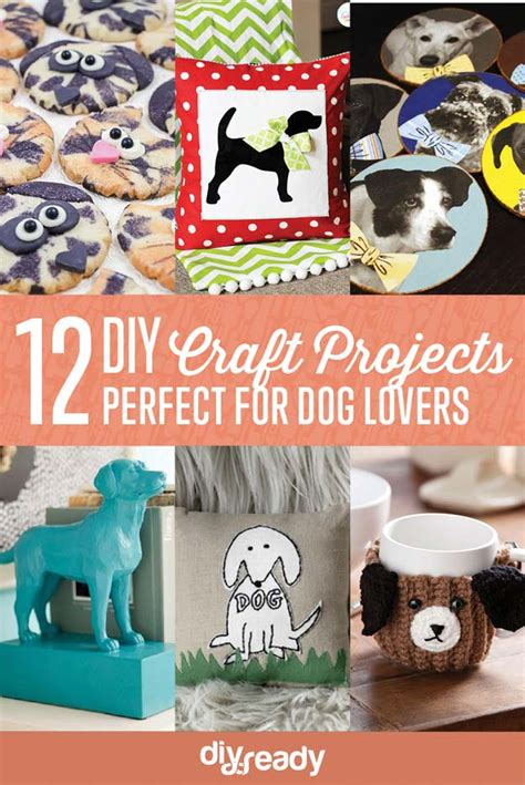 dog themed home decor diy craft ideas for dog lovers diy projects craft ideas
