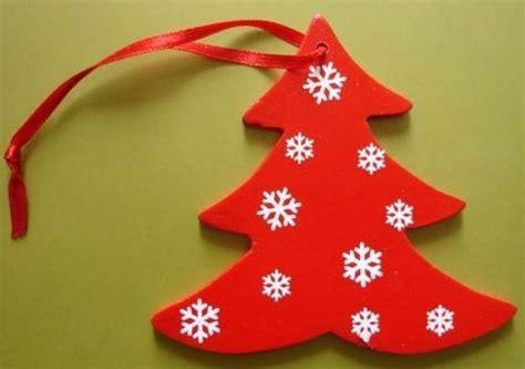 como hacer adornos arbol de navidad arbol de navidad de madera facilisimo