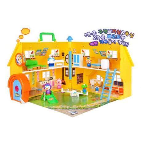speelgoed plezier pororo plezier speelhuis baby speelgoed mini speelgoed set