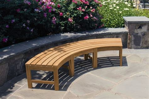 outdoor curved fire pit bench 25 best ideas about curved outdoor benches on pinterest