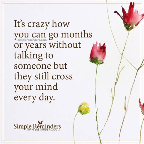 without talking its how you can go months without talking to someone
