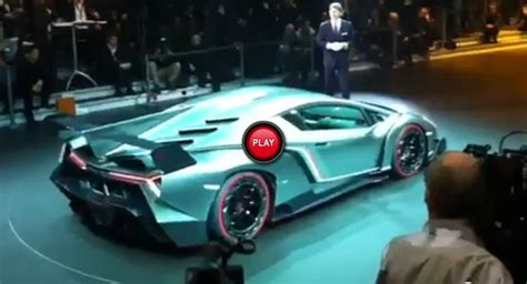 How Many Lamborghini Venenos Are There Lamborghini Veneno Live Of The Supercar From Geneva