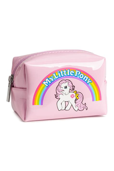 Mini Ransel Lovelly Pouch 3 In 1 Set Tas Wanita mini pouch bag pink my pony h m us