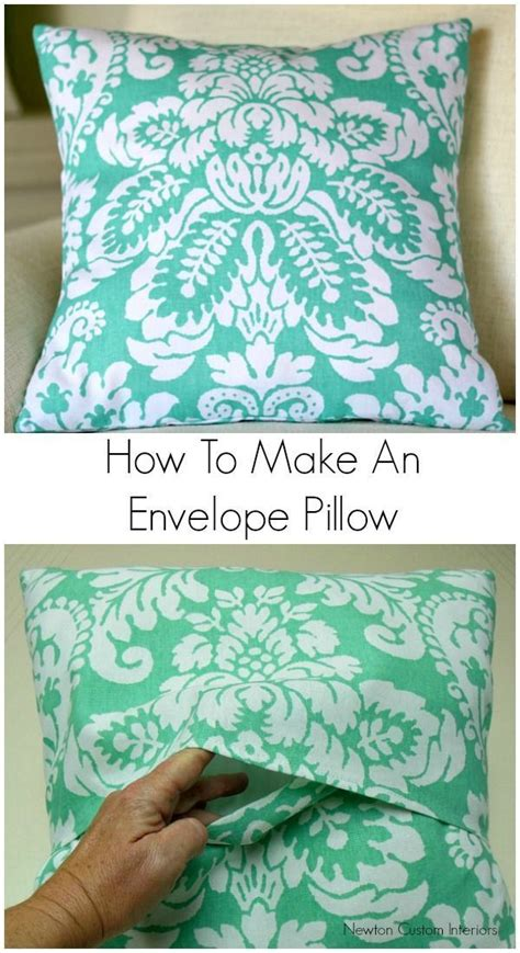 25 unique sewing pillow patterns ideas on