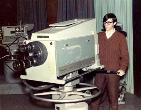 Circa Sofa Ge Cameras Eyes Of A Generation Television S Living History