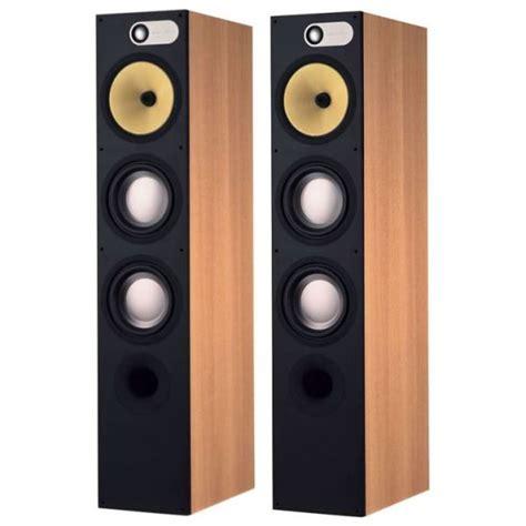 bowers wilkins  floorstanding loudspeaker review