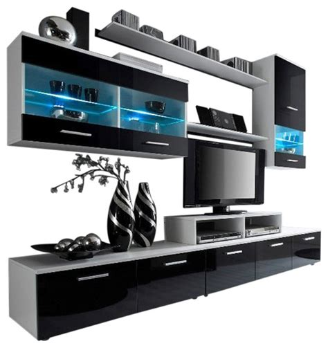 braden tv stand modern entertainment centers and tv stands meble furniture rugs modern entertainment center wall