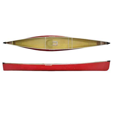 canoes wenonah wenonah encounter solo canoe 183 solo canoes