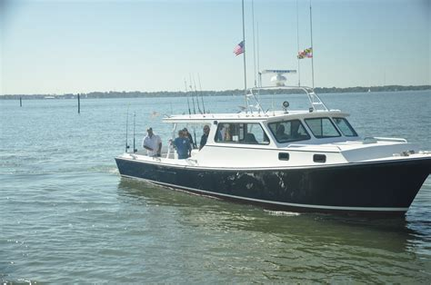 fishing boat charter chesapeake bay chesapeake bay deadrise charter boat page 2 the hull