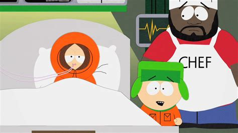 Kenny Dies South Park Archives Cartman Stan Kenny Kyle