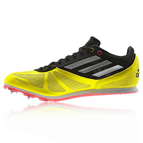 running shoes with spikes for adidas arriba 4 running spikes 40 sportsshoes