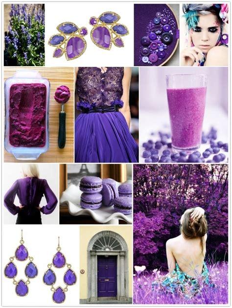purple mood purple color mood board inspiration fall fashion
