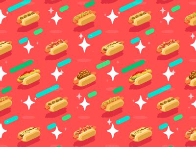 eating pattern meaning hot doggery animated by chris westgate dribbble