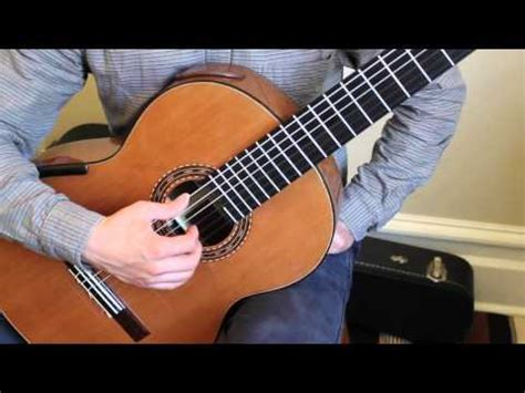 Guitar With Fingers 2 Buku Gitar lesson alternating right fingers for classical