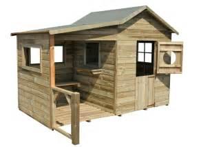 Incroyable Bois Pour Cabane Pas Cher #2: cabane-maisonnette-en-bois-pour-enfant-hacienda.jpg