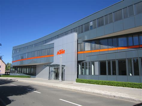 Ktm Motorrad Ag Mattighofen by Ktm Wikipedia Autos Post