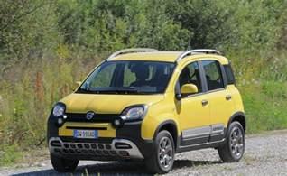 Fiat Panda 4x4 Cross Prova Fiat Panda 4x4 Scheda Tecnica Opinioni E Dimensioni