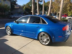 Audi 2008 For Sale 2008 Audi Rs4 For Sale With 52xxx Rennlist