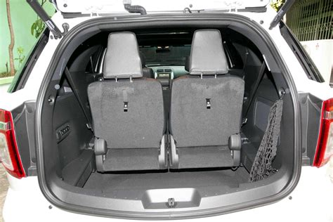 ford explorer trunk space ford escape vs ford explorer cargo space autos post