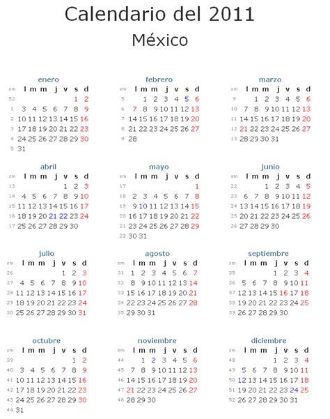 Calendario 2011 Mexico Calendario 2011 M 233 Xico Imagui