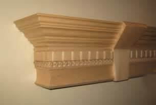 faux wood cornice shutter envy llc window treatments for arizona