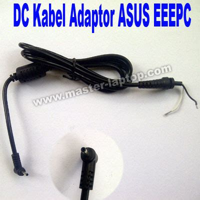 Kabel Adaptor Laptop Asus kabel dc adaptor asus eeepc