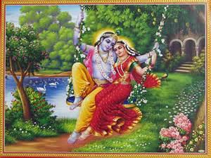 Radha Krishna Swing srimati radharani the hare krishna movement