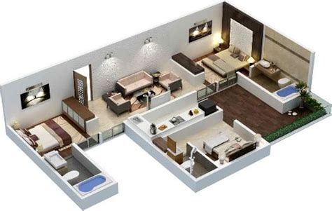 1200 square foot apartment 1200 sq ft 3 bhk 3t apartment for sale in xrbia eiffel