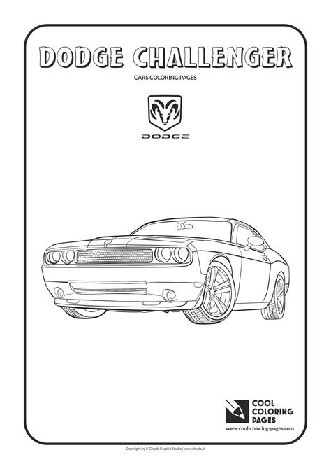 dodge car coloring page free printable coloring pages of fancy cars and trucks