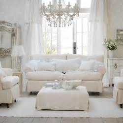 White Living Room by Room Envy