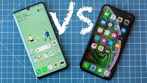 huawei p30 pro vs apple iphone xs quel flagship vous correspond androidpit