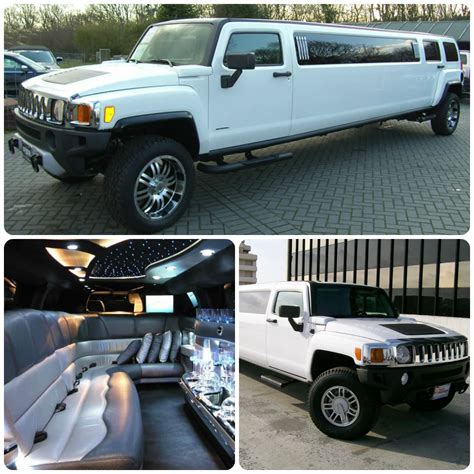 white hummer limousine hummer h3 limousines limousines limo hire london