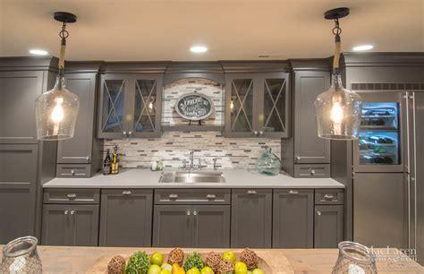 Shabby chic basement remodel berwyn pa maclaren fabrication kitchen amp bath