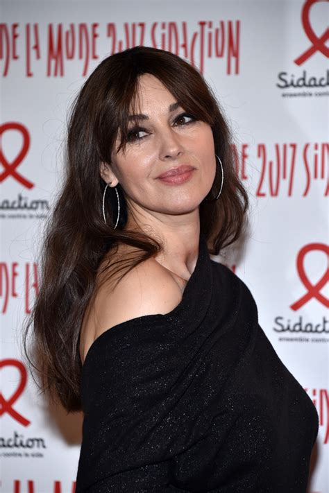 monica bellucci style monica bellucci hair looks stylebistro