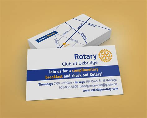 rotary card template rotary business cards images business card template