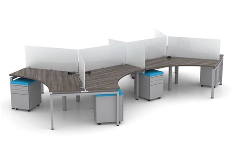 Open Office Desks Open Plan Office Desks Inspiration Yvotube