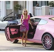 Paris Hilton Car $220000 Bentley Continental
