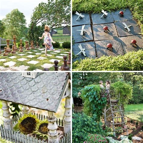 Garden Ideas For Children 358 Best Images About Garden Ideas For On Pinterest Gardens Outdoor Play Spaces And